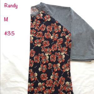 LuLa Roe Randy shirt